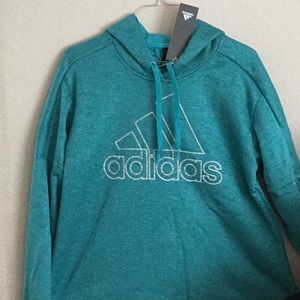 adidas Other - Women's Adidas Team Issue Bos Pullover Hoodie